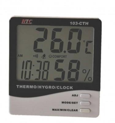 HTC-M1 103-CTH Hygro Thermometer Range : -50 C ~ 70 C