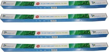 SYSKA LED SSK-T8-WP-20W High Lumen T8 Tube light with Less heating.