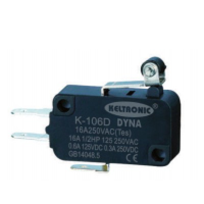 KELTRONIC DYNA MICRO SWITCH  KD-106D