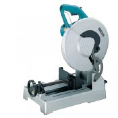 Makita Metal Cutting Saw LC1230 Lock-off button for user convenience