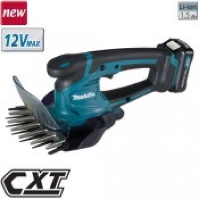 Makita Cordless Hedge Trimmer - UM600DWYE Tool-less blade change system