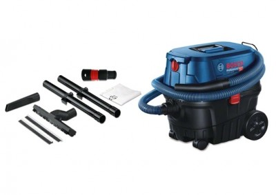 BOSCH Wet/Dry Extractor GAS12-25 Professional self-clean technology Superior suction power with innovative self-cleaning technology.