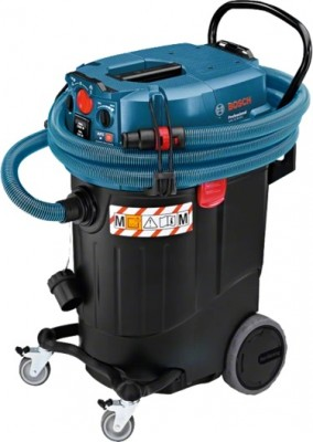 BOSCH Wet/Dry Extractor GAS 55 M AFC Professional automatic filter cleaning and large tank volume