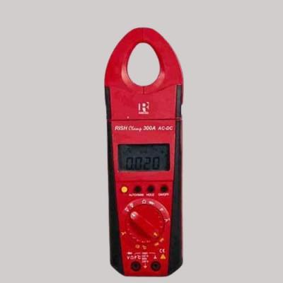 Rishabh 300A AC Digital Clamp Meter