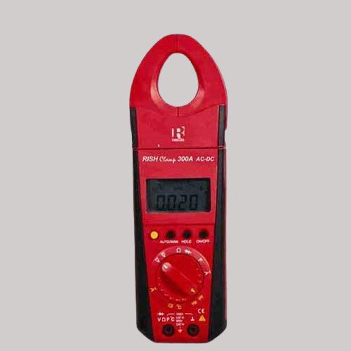 Rishabh 300ACDC Digital Clamp Meter
