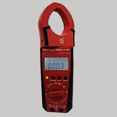 Rishabh 1000A AC /DC Digital Clamp Meter