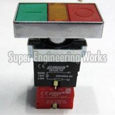 SURDHI Luminous Twin Actuator SDV- DBALTR  With Series Resistance (HSN 8536)