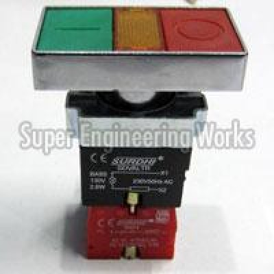 SURDHI Luminous Twin Actuator SDV- DBALT Without Series Resistance (HSN 8536)